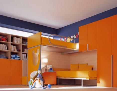 Kid's room by italian berloni Â« webstash