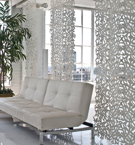 Romdeler modulariscreen webstash for Contemporary room dividers ideas