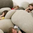 Cushions designed by Stephanie Marin