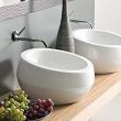 Bathroom sinks from Vitruvit