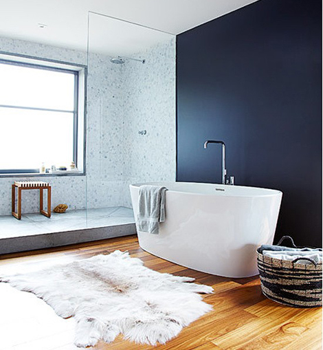 Bathrooms On Pinterest: Bathroom Inspiration Via Pinterest « Webstash