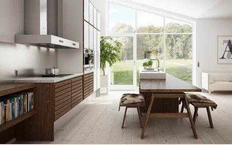 kitchens from danish uno form « webstash