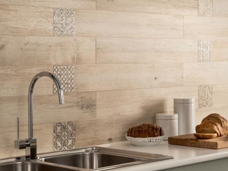 Wood looking ceramic tiles, Ariana, Italy « webstash