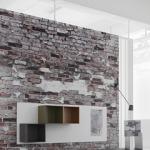 <b>Concrete wall wallpaper</b>